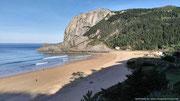 Playa de Laga y Cabo de Ogoño.