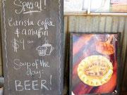 Suppe des Tages = Bier