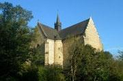 Chapelle de Bonne Encontre 16ème siècle
