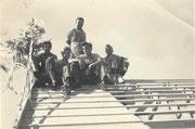 Firstfeier im Jahr 1956