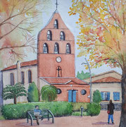 Eglise de Tournefeuille 2