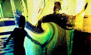 Figuren im Glas # Fotografie