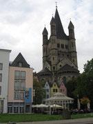 Kirchen in Köln