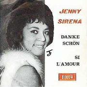 Jenny Sirena (Pochette de 45T