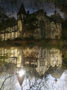 Schloss Eller leuchtet schneller! (c) De Toys,  27.11.2012