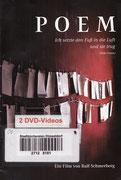 Booklet der Poem-DVD 2012: noch immer dieselben peinlichen Fehler