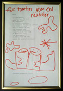 UMBRA (c) Alex Nitsche @ Objektlyrik-Ausstellung, Tacheles 1998