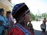 Burijatenfestival in Irkutsk
