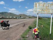 gerade nach Ulan Bator Mongolei
