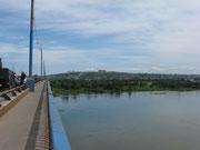 Irkutsk Angara Fluss