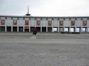 Monumente zur Erinnerungen an den Krieg gibt es viele
