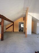Dachausbau inklusive Boden und Deckenverkleidung