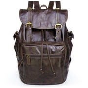 Ledertasche vintage Lederrucksack Rucksack