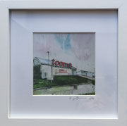 Toom Fotoprint im Passepartout und Rahmen 25x25cm 30,-€