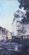 2017 Rathenauplatz  43x82cm -verkauft-