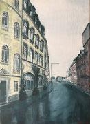 2017 Goltsteinstraße 2 60x82cm  (Ausstellung Istanbul- nicht erhältlich derzeit)