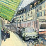 2016 Höninger Weg 2 30x30cm  -verkauft-