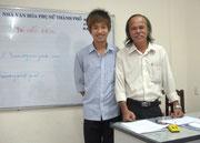 Nguyễn Mạnh Hùng và Thầy