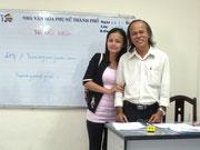 Trần Thanh Trang và Thầy
