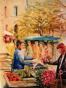 871- Le marché de Cahors