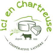 Logo coopérative laitière des entremonts