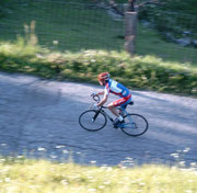 Latschach-Baumgartnerhöhe  Bergzeitfahren 2005