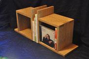 ブックエンド '小さな書斎箱」 使用イメージ