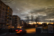 Viale Castelfidardo di prima mattina © Giuseppe Petenzi  2014