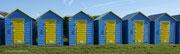 Strandhäuschen - Beach Huts