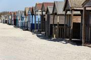 Strandhäuschen - Beach Huts, West Wittering Beach