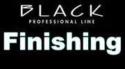 Styling, Brushing, Finishing Black