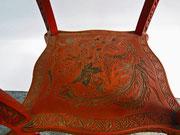 Asien Möbel antik Rotlack Dekoration - Yin & Yang Asiatika - Klaus Dellefant