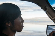 Traversée du Salar d'Uyuni © Régis Bertrand