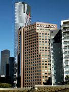 Büro- und Redaktionsgebäude der «Herald Sun». Tageszeitung mit größter Auflage in Australien
