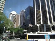 Modernste Architektur auch in der Innerstadt von Brisbane