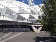 Das «Melbourne Rectangular Stadium» ist ein Rugby- und Fussball-Stadion in einem