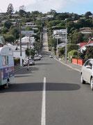Er fotografiert die steilste Strasse der Welt . . .