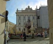 Spaziergang in der schönen Domstadt . . .