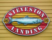 Nach einer kurzen Fahrt nach Steveston machen wir «Landing» mit dem Bus
