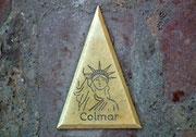 Colmar und Freiheitsstatue . . . ja das passt schon ! Siehe Bilder weiter unten