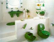 1962 Badezimmer-Einrichtung für Villeroy & Boch