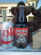 Viel mehr als ein Bier-Label ist allerdings vom «Gold Rush» nicht übrig geblieben