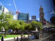 Den Bauboom muss man auch in Adelaide nicht suchen