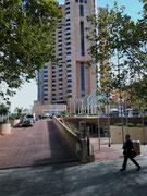 Das *****-Hotel «InterContinental Adelaide»