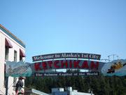 Ketchikan - Die Lachshauptstadt der Welt