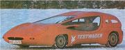 1976 Colani VW Polo Turbo