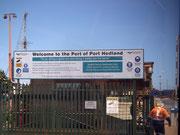 Port Hedland. Eisenerz-Förderung und «nichts anderes»