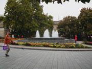 Auch diese Anlage zeugt von den Anstrengungen für eine gepflegte Stadt Odessa.