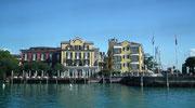 . . . ebenfalls ein idyllischer Ort am Lago di Garda