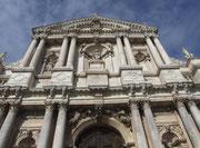 Venedig mit Blick von unten nach oben